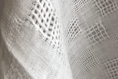 <h3>Saba Lace</h3>Available in 1 colour way ITEM# 945011-01 CONTENT 100% Linen APPROX WIDTH 280 cm